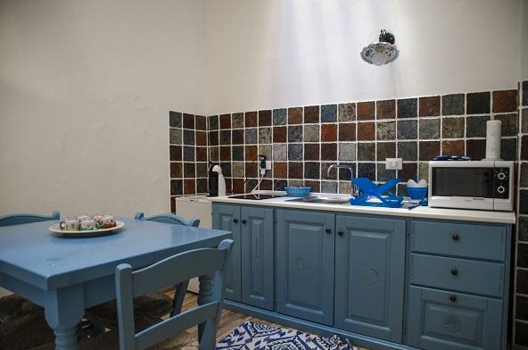 Appartamento blu for Water bidet due in uno